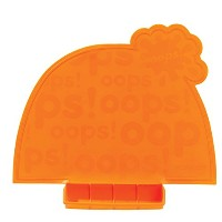 Mastrad A52809 Lil' Placemat, Orange by Mastrad