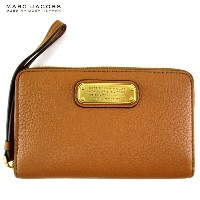 【MARC BY MARC JACOBS】マークバイマークジェイコブス 本革レザー スマートフォン収納 財布 スマホウォレットUSA GENUINE LEATHER CLUTH POACH...