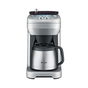 Breville bdc650bss Grind Control、シルバー、ミディアム