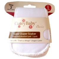 CuteyBaby Super Duper Soaker, Small by CuteyBaby