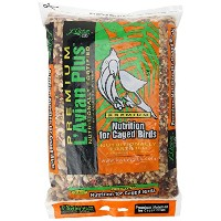 L'Avian Plus TropikTreet Parrots Premium Nutrional Fortified Fun Treats 20lbs