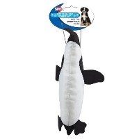 Ethical Pet Water Buddy Dog Toy, 7-Inch, Penguin by Ethical Pet