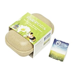 Paw Pods Biodegradable Pet Casket, Small Pod by Paw Pods
