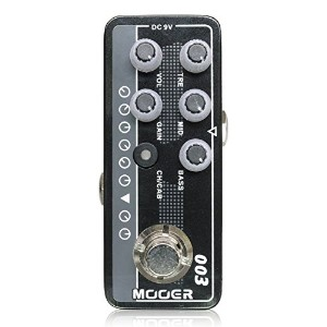 Mooer Micro Preamp 003 プリアンプ ギターエフェクター