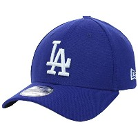 New Era Los Angeles Dodgers Stretch Fit Cap 3930 39thirty Curved Visor L XL