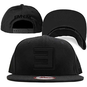 エミネム Eminem E Logo New Era Adjustable 帽子 Hat Cap