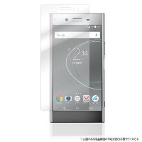Xperia XZ Premium SO-04J 液晶保護 シート フィルム 画面 光沢ハードコート 傷がつきにくい AIF-SO04J-HD