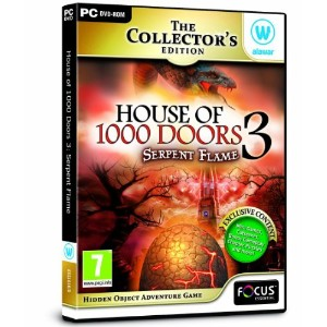 House of 1,000 Doors Serpent Flame - Collector's Edition (PC DVD) (輸入版)