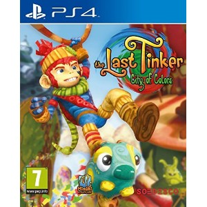 The Last Tinker (PS4) (UK IMPORT) by Soedesco [並行輸入品]