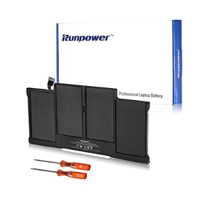 "Runpower新しいアップルのMacBook Air13""A1377 A1405 A1496のバッテリーは,also fits A1369 A1466(2017, Early 2015,..."