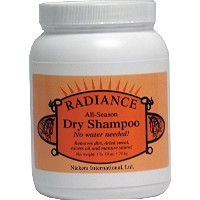 NICKERS Radiance Dry Shampoo by Nickers