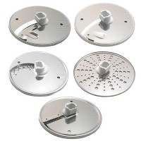 KitchenAid 9 and 12-Cup Food Processor 5-Disc Set Fits Models: KFP740/750; KFPW760; KFPW770 by...
