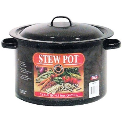 Covered Stockpot