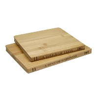 Sabatier Library Cutting Board , Bamboo by Sabatier