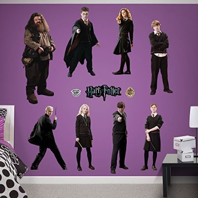 Fathead Harry Potter Collection Real Decals by FATHEAD
