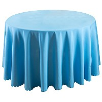 Zhhlaixing 高品質の Vintage Round Tablecloth Home Decoration Solid Color Table Cover Cloth