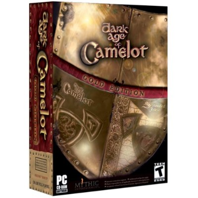 Dark Age of Camelot: Gold Edition (輸入版)