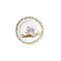 Totoros on leaf Noritake My Neighbor Totoro Dish Plate tt978114924 – 3 Studio Ghibli ( Japan Import...