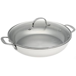Calphalon tri-ply Collector 's Edition 12-inch Everyday Pan with Lid