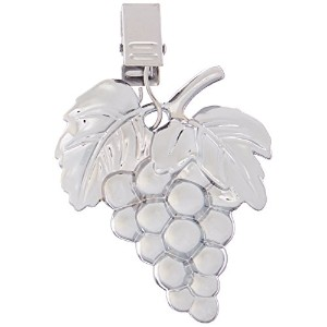 Prodyne Metal Grapes Tablecloth Weights (Set of 4) by Prodyne