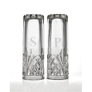GodingerシルバーアートDublin Salt & Pepper Shakers