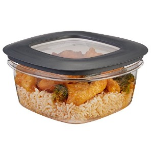 Rubbermaid Rubbermaid Premier Food Storage Container, 5 Cup, Grey by Rubbermaid