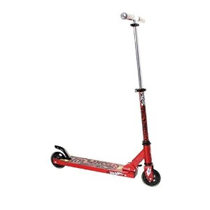 Hot Wheels Scooter, Red/Black, 4-Inch [並行輸入品]