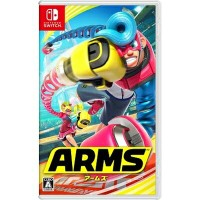 Nintendo Switch ARMS アームズ 【新品】【1個までゆうパケット可】【RCP】