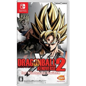 【中古】[Switch]ドラゴンボール ゼノバース2(DRAGONBALL XENOVERSE 2) for Nintendo Switch(20170907)