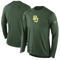 Baylor Bears Nike 2016-2017 Basketball Player Elite Shooter Performance Top メンズ Green NCAA ナイキ Tシャツ...