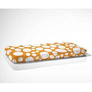Nook Sleep Systems Poppy Fitted Crib Sheet Riverbed FIT-BED by Nook Sleep Systems