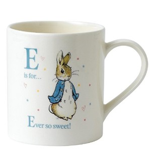 Beatrix Potter E – Sweet Peter Rabbitマグカップ