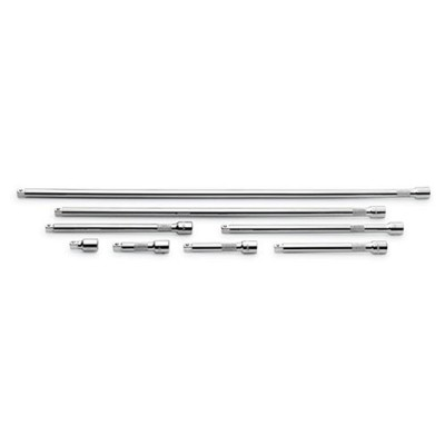 S K Hand Tools SKT4538 .38in. Drive Extension Set - 8 Pieces