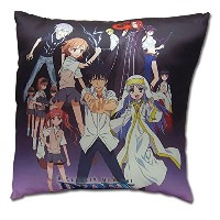 Pillow - Certain Magical Index - Group Square New Toys Anime Cushion ge45048