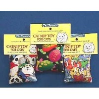 Dr.Daniels Products Catnip Cushion Toy by Dr. Daniels Products