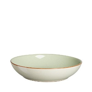 Denby 21.5 cm Heritage Orchard Pasta Bowl, Green by Denby