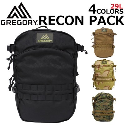 GREGORY グレゴリー SPEAR スピアー RECON PACK リーコンパック バックパックリュック リュックサック バッグ メンズ レディースプレゼント ギフト 通勤 通学 送料無料
