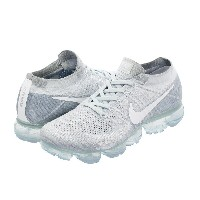 NIKE AIR VAPORMAX FLYKNIT ナイキ ヴェイパー マックス フライニット PURE PLATINIUM/WHITE/WOLF GREY
