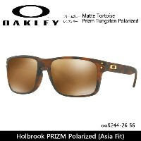 OAKLEY オークリー サングラス Holbrook PRIZM Polarized (Asia Fit) oo9244-26 56 アジアンフィット 【雑貨】【サングラス】日本正規品