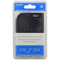 PSP Accessory Carrying Case And Cloth (輸入版)