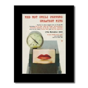 RED HOT CHILI PEPPERS - Greatest Hits Mini Poster - 28.5x21cm