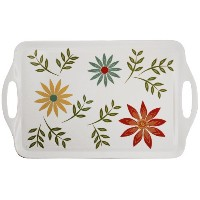 Corelle Coordinates Happy Days Rectangular Tray by Corelle Coordinates