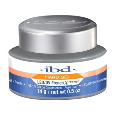ibd LED/UV French Xtreme Gels - Blush - 0.5oz / 14g