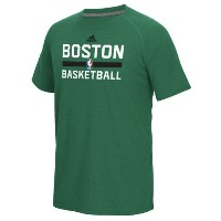 Boston Celtics adidas 2016 On-Court climalite Ultimate T-Shirt メンズ Kelly Green NBA アディダス Tシャツ ボストン...
