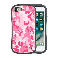iFace First Class Military iPhone8 / 7 ケース 耐衝撃 / ピンク
