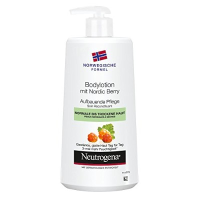 Neutrogena Bodylotion mit Nordic Berry 400 ml