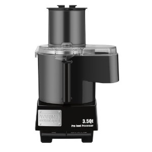Waring Commercial WFP14SC Batch Bowl and Continuous Food Processor with LiquiLock Seal System, 3-1...