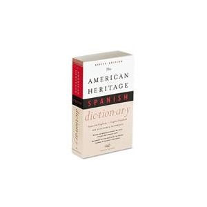 American Heritage Office Spanish Dictionary, Paperback, 640 Pages (並行輸入品)