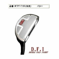 LEZAX White putter seriesホワイトパター (右用) WTPT-7105【RCP】