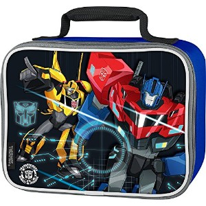 High Quality Soft Lunch Kit, Transformers Robots in Disguise